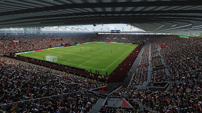 PES 2021 St Mary's Stadium