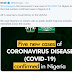 Covid-19: FG confirms 5 new cases of Coronavirus in Nigeria