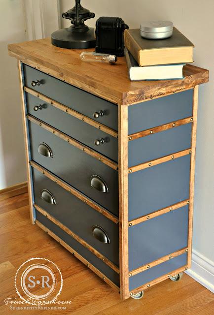 Serendipity Refined Blog: IKEA Rast Hack: Industrial ...