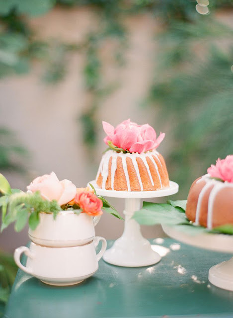romantic bundt cake