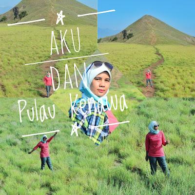 Cara Kepulau Kenawa Sumbawa dari Lombok