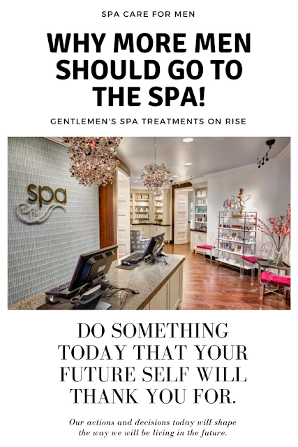 Luxury hotels are offering more spa treatments for men, but are men taking advantage. A look at the spa industry and attracting male spa guests. #spatravel