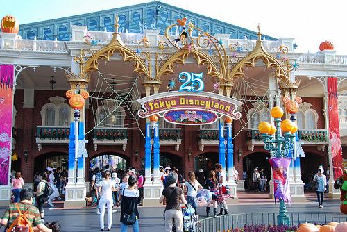 Cara Terbaik untuk Pesan Tiket Disneyland Tokyo