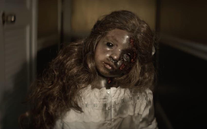 По следам Аннабель - вышел трейлер мистического хоррора A Savannah Haunting