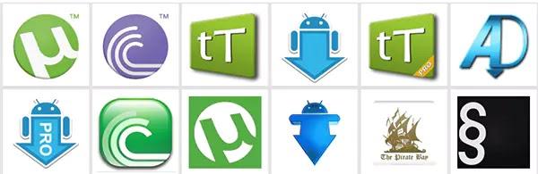 برامج تطبيقات التورنت