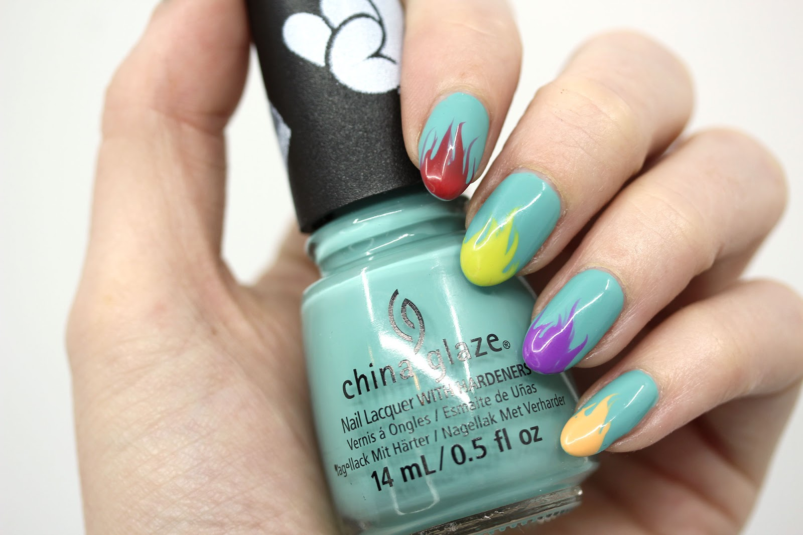 China Glaze Trolls World Tour Collection Swatches & Review