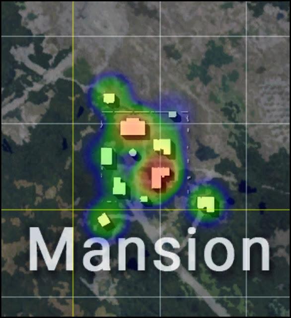 Lokasi Terbaik Mencari Senjata di PUBG Mobile (Map Erangel