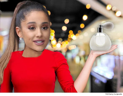ARIANA GRANDE Be Big, Be Bold ... BE SMELLING GOOD WITH MY PERFUME!!!