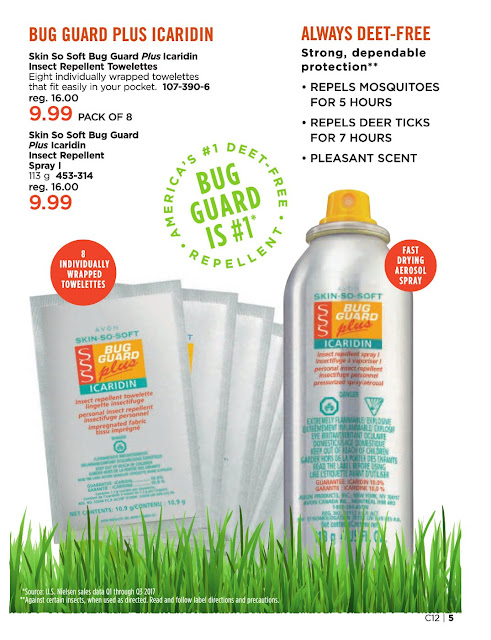 Protect your family from bugs this summer!