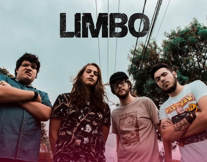 "EXCLUSIVO: Limbo lança clipe de ""Sinestesia""; Assista aqui!! Banda está concorrendo a vaga no Lollapalooza"