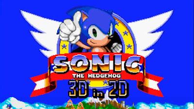remake sonic 3d en 2d pc