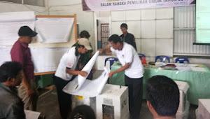 Rekapitulasi Tingkat Kecamatan Alot, Nasdem Klaim Raih 5 Kursi DPRD Samosir