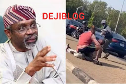 After They Demanded From Gbajabiamila, Read What The Wife Of The Vendor Did That Got Reactions