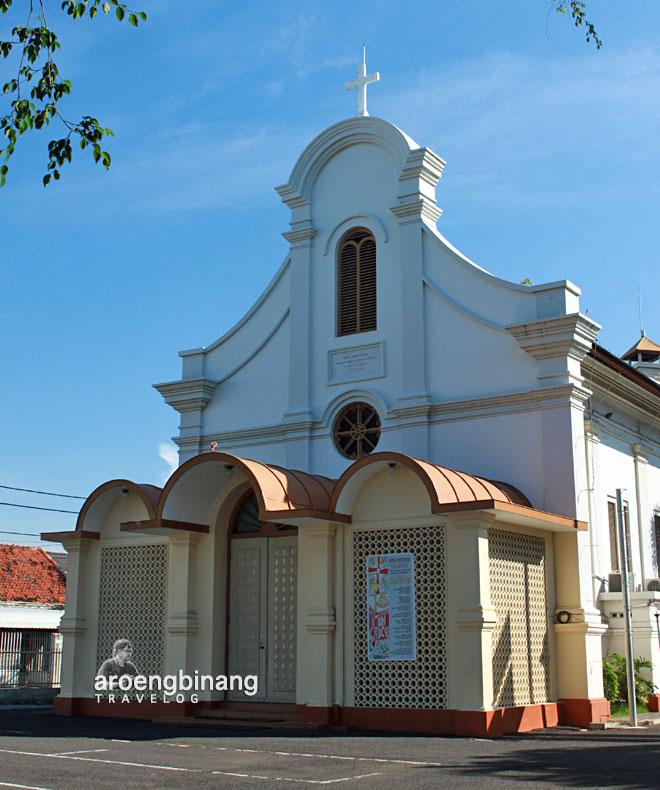 gereja santo yusuf cirebon