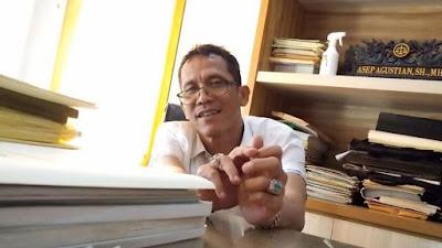 Kinerja PDAM Karawang Dinilai Payah, Askun: Gajinya Doang Gede