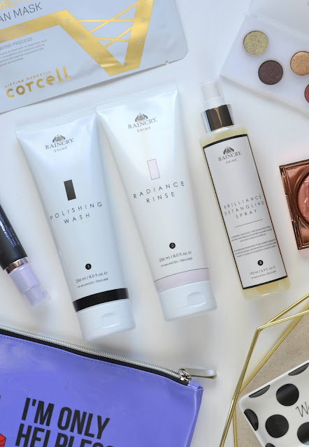 Raincry Hair Products