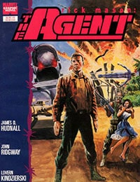 Marvel Graphic Novel: Rick Mason, The Agent