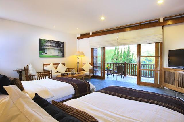 Kamar di Novus Hotel