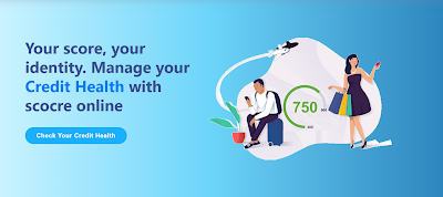 Manage your Credit Health score with scocre online