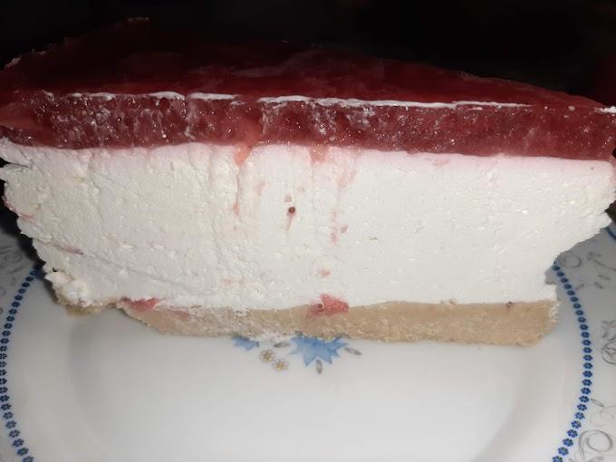 Cheesecake sa jagodama