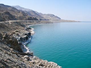 حكايات عن البحر الميت