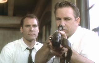 JFK movie 1991 Kevin Costner Jay O. Sanders