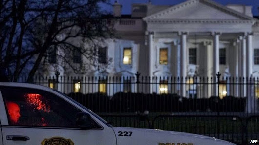 Small Drone Found In White House