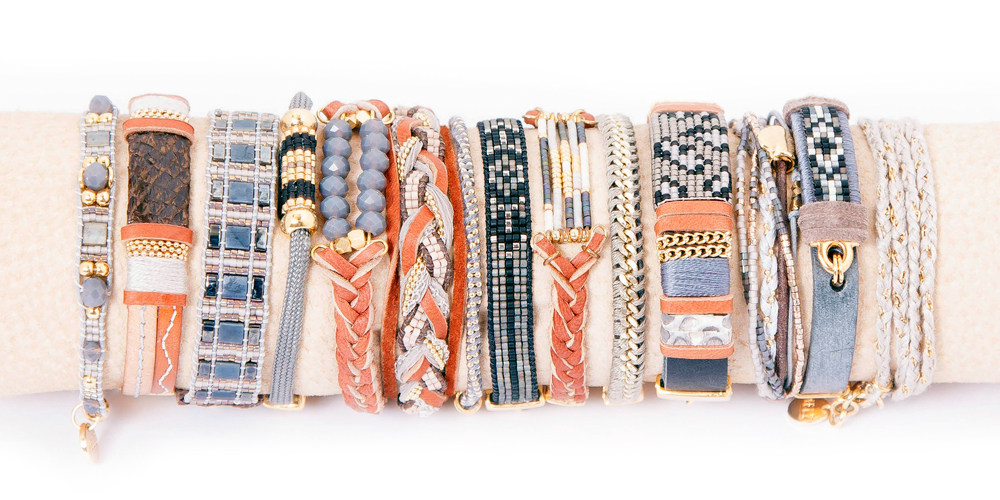 luxury bohemian friendship bracelets