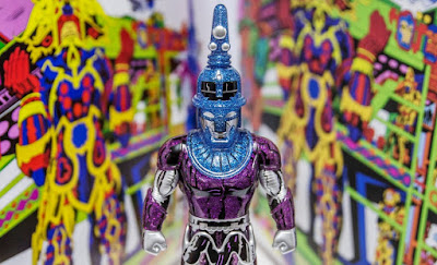 San Diego Comic-Con 2020 Debut Lord of Light Guaraan Vinyl Figure by Jack Kirby x Mike Royer x Unbox Industries