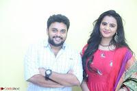 Manasa in Pink Salwar At Fashion Designer Son of Ladies Tailor Press Meet Pics ~  Exclusive 91.JPG