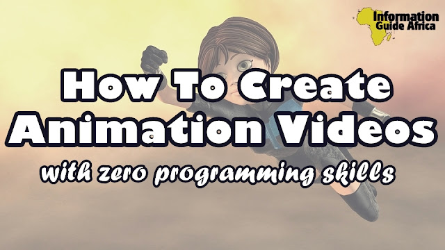 How To Make Animation And Cartoon Videos And Make Money From Them