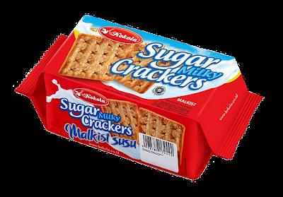 Biskuit Renyah dan Enak, Tentu Biskuit Gresik Kokola!