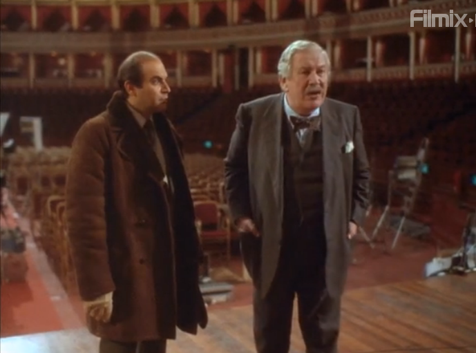 Загадка мертвеца / Dead Man's Folly (Клайв Доннер / Clive Donner) 1986