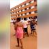 Young Man Caught Inside Female Hostel In Kogi State University (Photos)