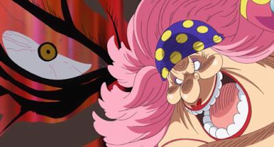 Spolier Manga One Piece 954 -  Mengonfirmasi Big Mom Aliansi Bajak Laut Kaido