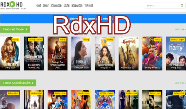 Rdxhd 2021- Illegal Download All HD Movies.