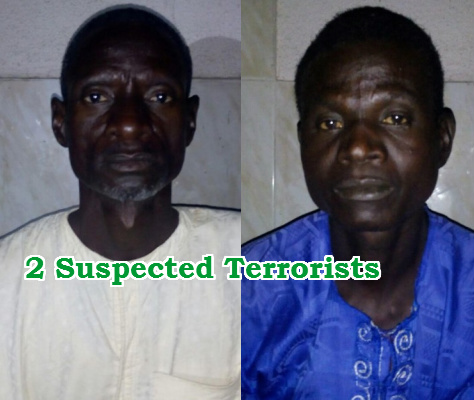 2 terrorists arrested borno state
