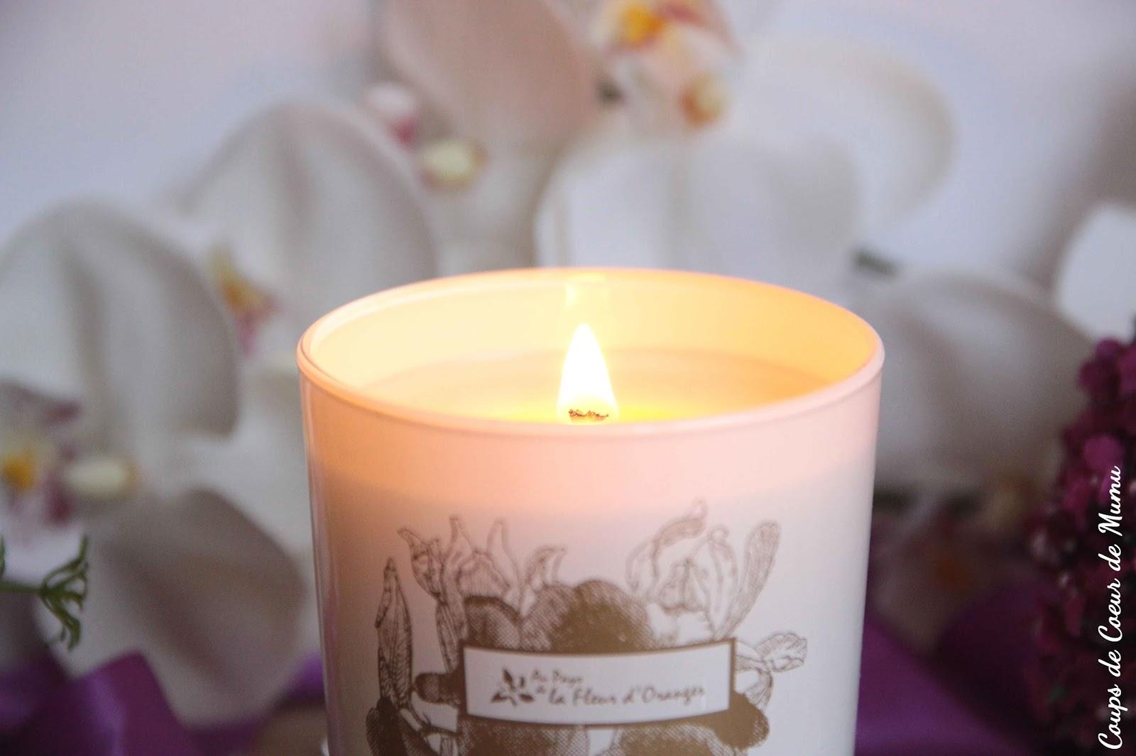 Faire Une Bougie Parfumée Idées Décoration Intérieure