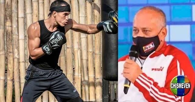 Diosdado Cabello se burla del Único venezolano verdadero que participó en las Olimpiadas