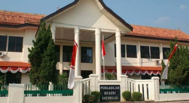 Hakim PN Baturaja Vonis Bebas Bandar Narkoba
