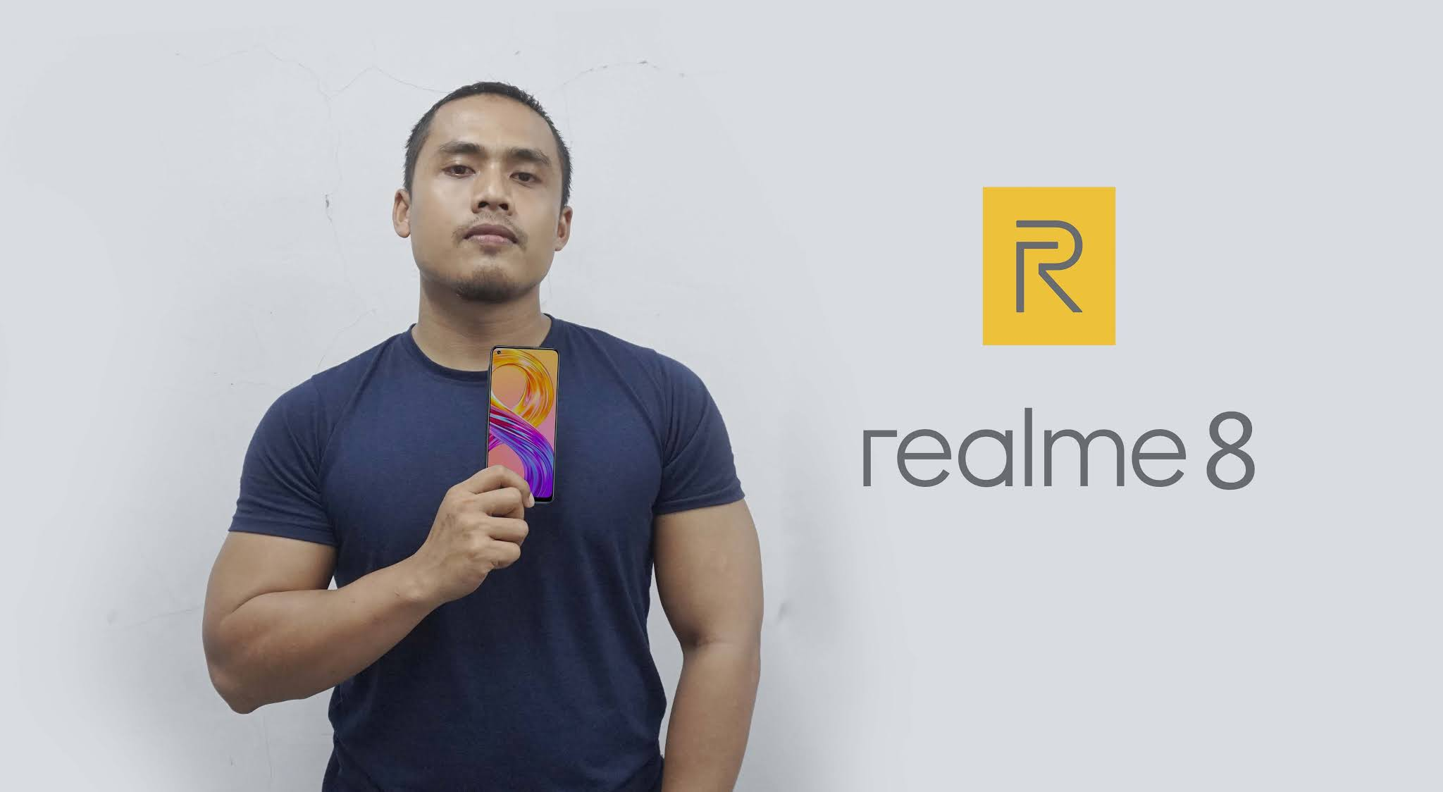 Spesifikasi dan Harga Smartphone Realme 8 dan Realme 8 Pro