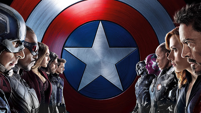 Film,  Captain America, Civil War, wallpaper pc