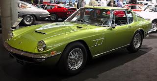 صورة سيارة مازيراتي ميسترال,سيارة مازيراتي ,صورة سيارة مازيراتي