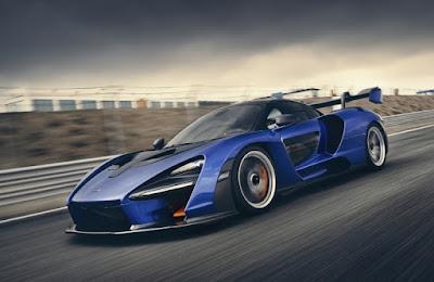 2020 McLaren Senna Review