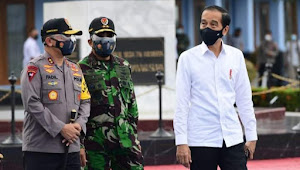 Presiden Jokowi cabut peraturan industri miras