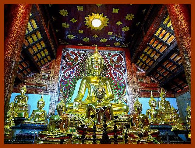 Wat Buak Khrok Luang, Chiang Mai