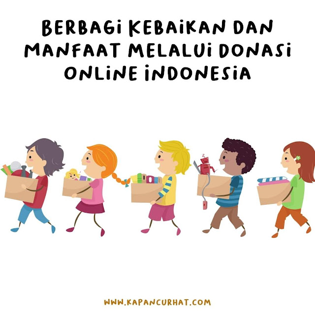 donasi online indonesia