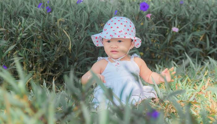 Bộ sưu tập kỷ niệm của bé trong buổi chụp hình cùng ba mẹ | Baby Catalog Shooting