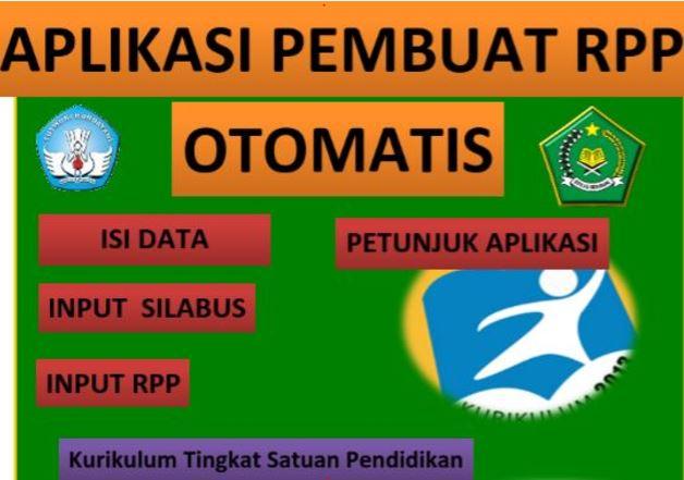 Download Aplikasi Pembuat RPP Tercanggih 2018