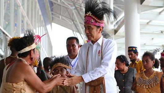 Jokowi Teken APBN 2020: Papua Dapat 13 T, Aceh 8 T dan Yogya Rp 1,3 T
